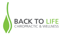 Back To Life Chiropractic  & Wellness logo